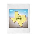 Texas Organic Free-range Gas Twin Duvet Cover