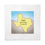 Texas Organic Free-range Gas Queen Duvet