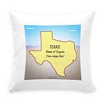 Texas Organic Free-range Gas Everyday Pillow