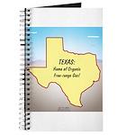 Texas Organic Free-range Gas Journal
