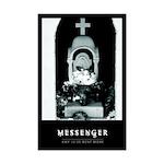 Messenger Mini Poster Print