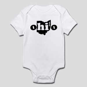Hi From Ohio Infant Bodysuit