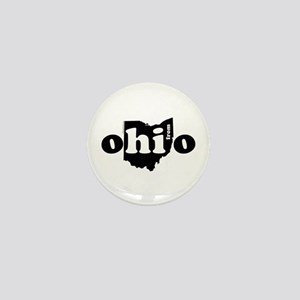 Hi From Ohio Mini Button