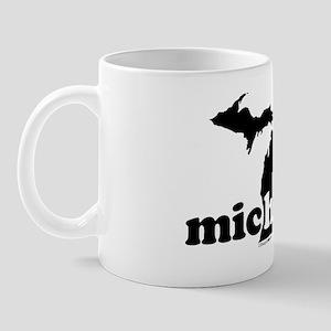Hi From MI Mug