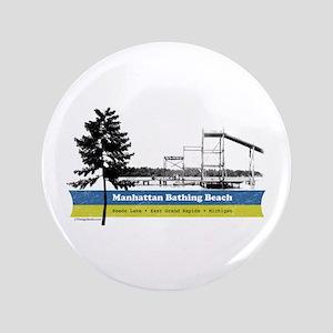 """M. Beach 3.5"""" Button"""