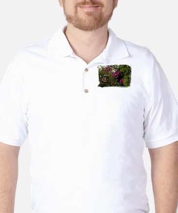 Hanging Lamp Golf Shirt