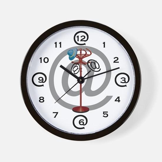 Computer Geek Wall Clock