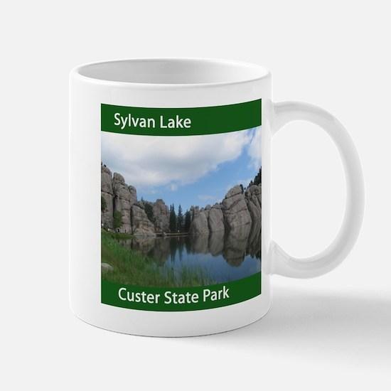 Sylvan Lake Mug
