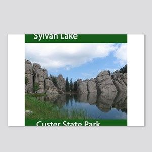 Sylvan Lake Postcards (Package of 8)