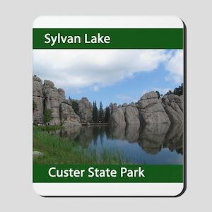 Sylvan Lake Mousepad