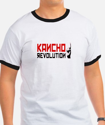 "Outpost Nine ""Kancho Revolution"" T"