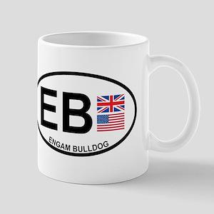 Engam Bulldog Mug