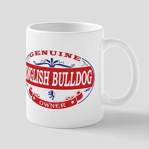 English Bulldog Owner Mug