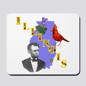 State of Illinois Mousepad