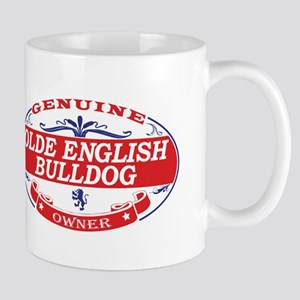 Olde English Bulldog Owner Mug