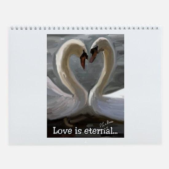 His Love Wall Calendar