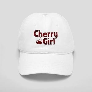 Cherry Girl Cap