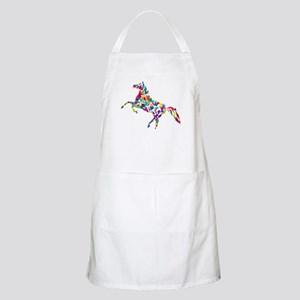 Abstract Horse Apron