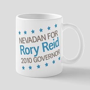 Nevadan for Reid Mug