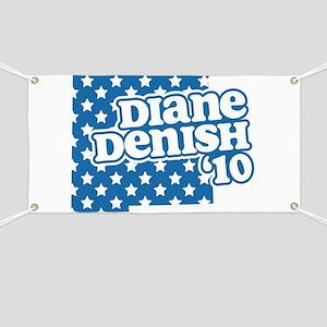Diane Denish 2010 Banner