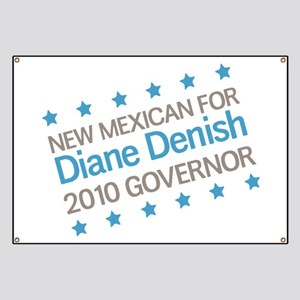 New Mexican for Denish Banner