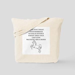 divorced woman Tote Bag