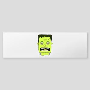 'Frankenstein Monster' Sticker (Bumper)