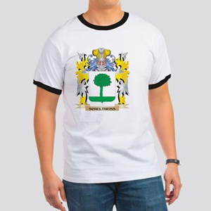Schultheiss Family Crest - Coat of Arms T-Shirt