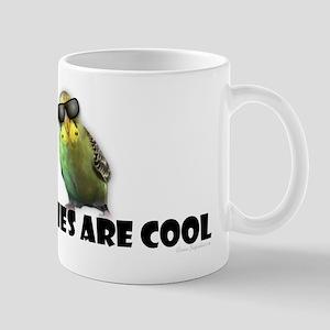 Budgies are Cool Mug