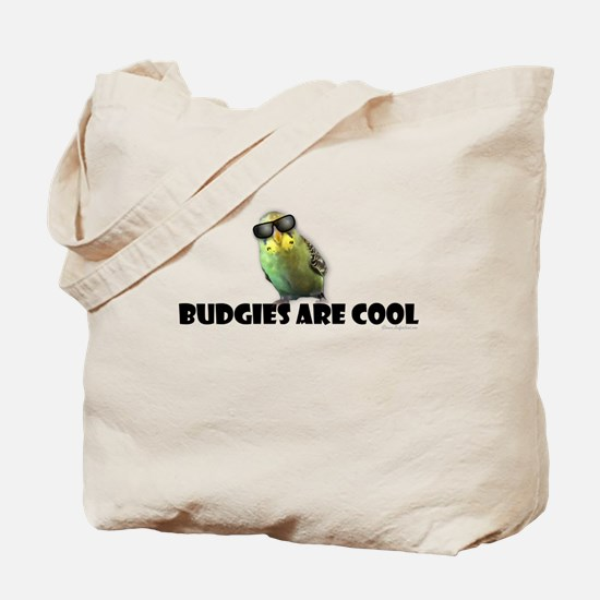 Budgies are Cool Tote Bag