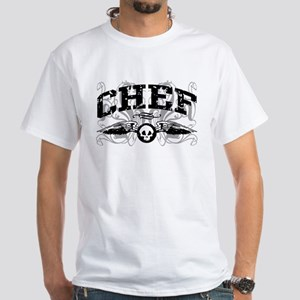 Chef White T-Shirt