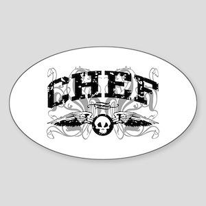 Chef Sticker (Oval)