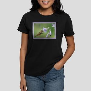 Morning Hummer Women's Dark T-Shirt