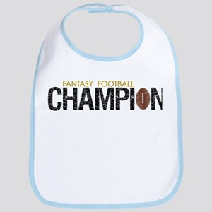 Fantasy League Champion Bib