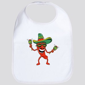 Hot Mexican Pepper Bib