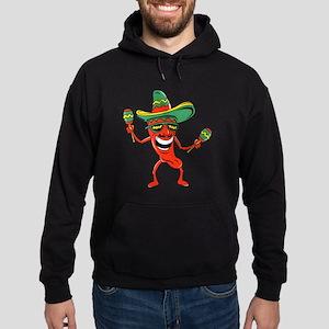 Hot Mexican Pepper Hoodie (dark)