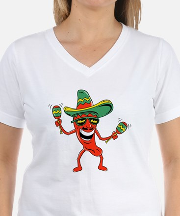 Hot Mexican Pepper Shirt