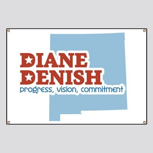 Progress, Vision, Commitment Banner