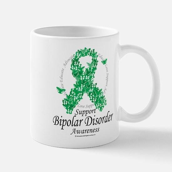 Bipolar Disorder Ribbon of Bu Mug