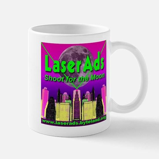 LaserAds Mug