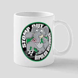 Stomp Out Bipolar Disorder Mug