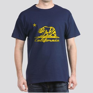 California Bear Dark T-Shirt