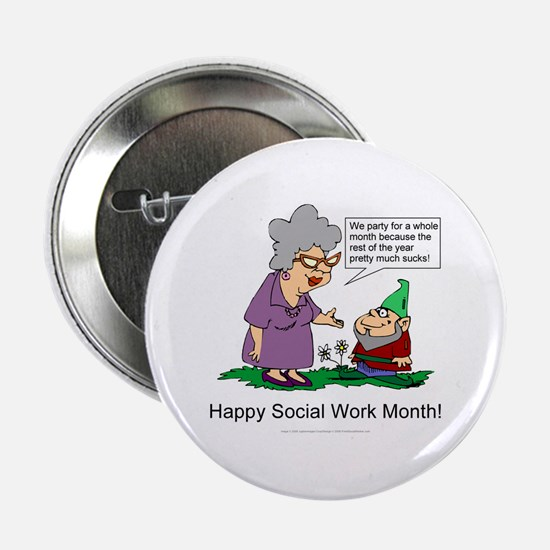 Party For A Month Button