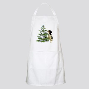 Bird Dog Tree Apron