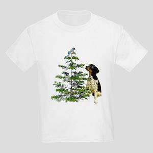 Bird Dog Tree Kids Light T-Shirt