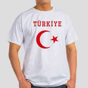 Turkiye Light T-Shirt