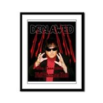 PTK Declawed Framed Panel Print