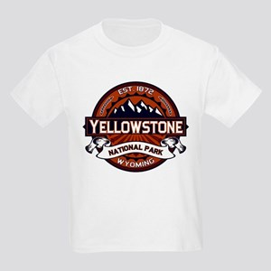 Yellowstone Vibrant Kids Light T-Shirt