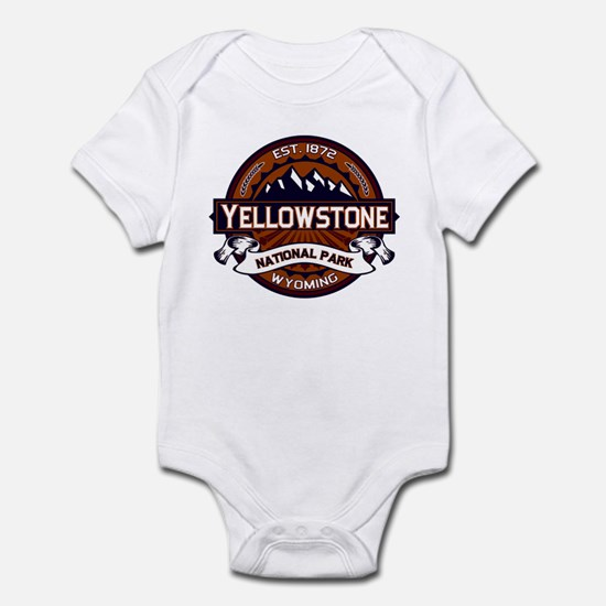 Yellowstone Vibrant Infant Bodysuit