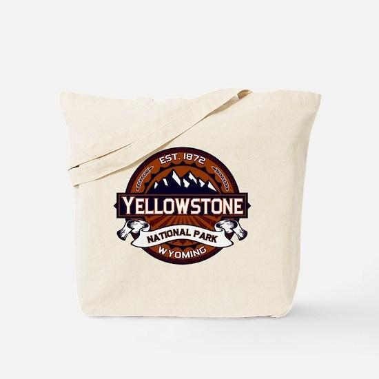 Yellowstone Vibrant Tote Bag